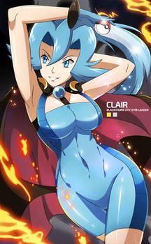 Clair - Pokemon