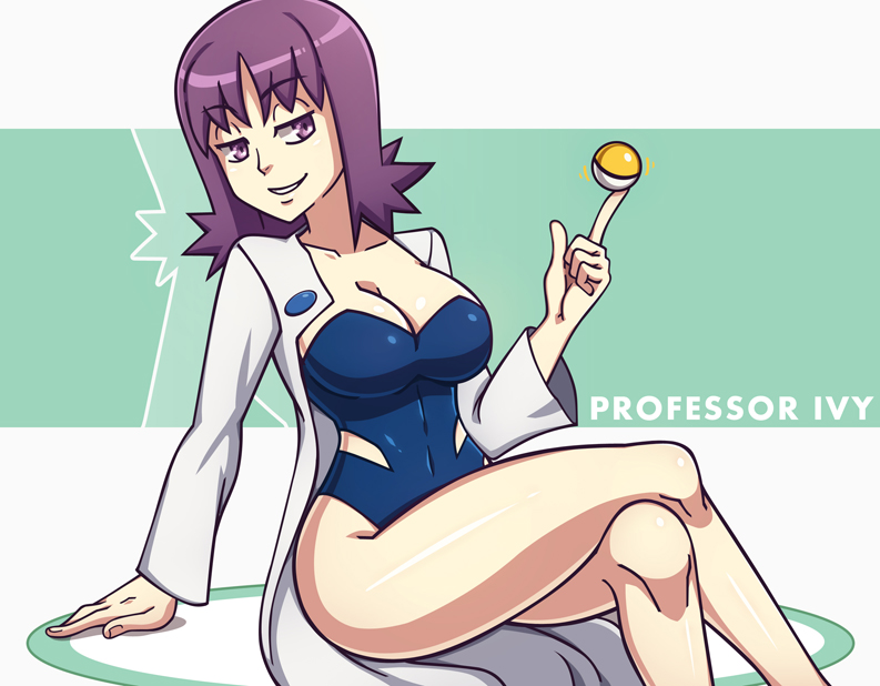 pokemon professor ivy