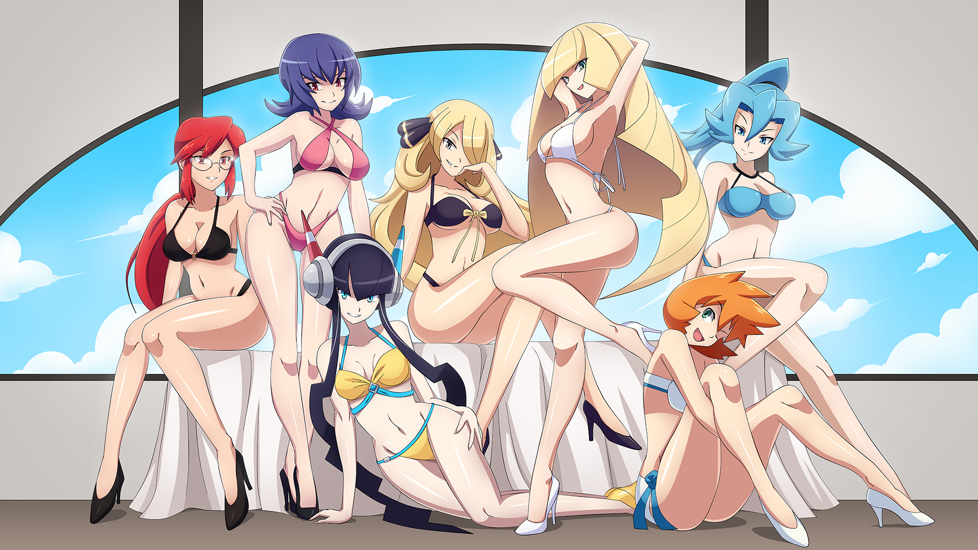 Girls Only - Pokemon
