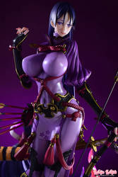 Minamoto no Raikou - Fate/Grand Order by dmy-gfx