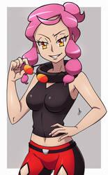 Malva - Pokemon