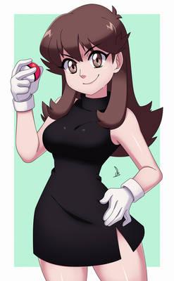 Green - Pokemon