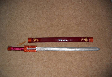 Sword and Sheath Separated by Louie-mafia