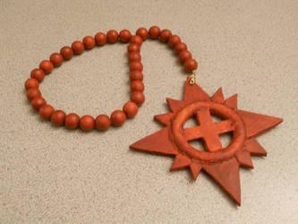 Project Paladin: Rosary 5a by Louie-mafia