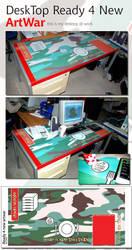 DeskTop Ready 4 ArtWar