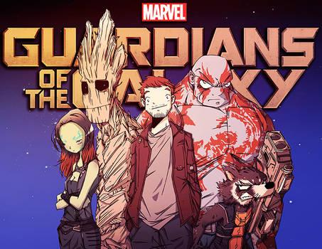 Guardians of The Galaxy fanart