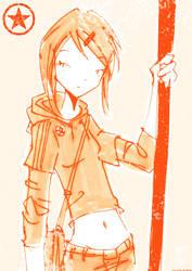 Teenage Riot by Nicohitoride