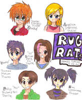 Rugrats AGU My way by asasin8444