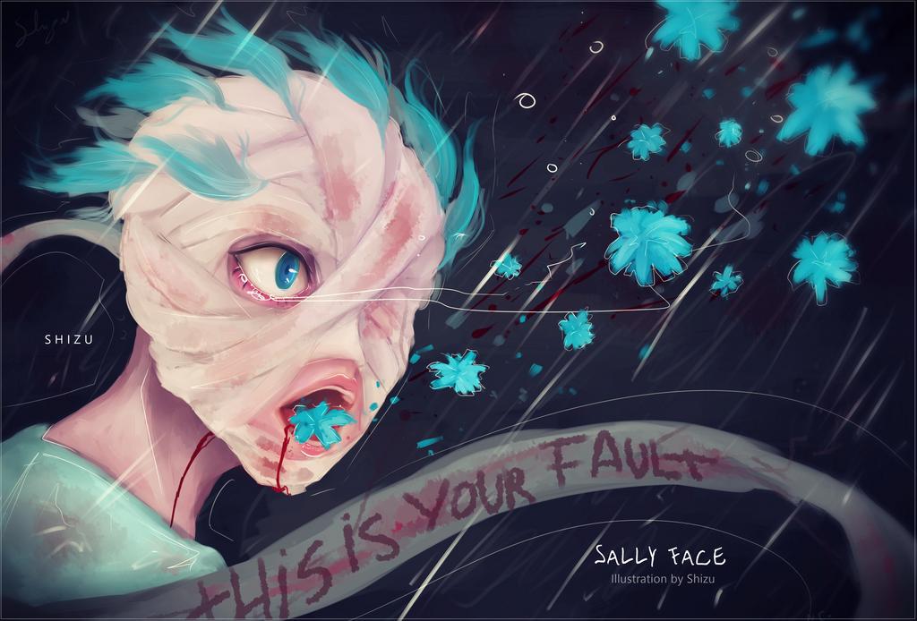 скачать игру Sally Face на русском через торрент бесплатно - фото 9