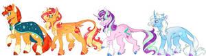 Unicorn Squad Headcanons