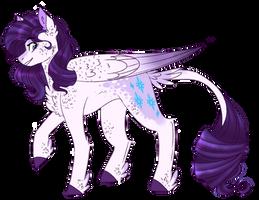 Pegasus Rarityyy by WanderingPegasus