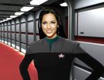 Bajoran Barbara Mori