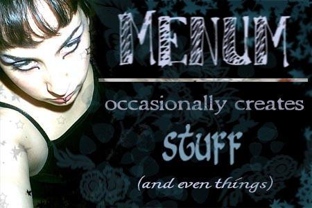 menum's Profile Picture