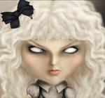 Detail of Goldilocks by pinkminx09