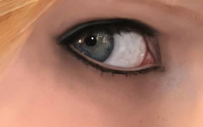 eye detail by pinkminx09