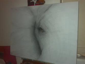 elephant by pinkminx09