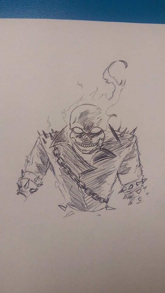 Ghostrider by LPRaver89
