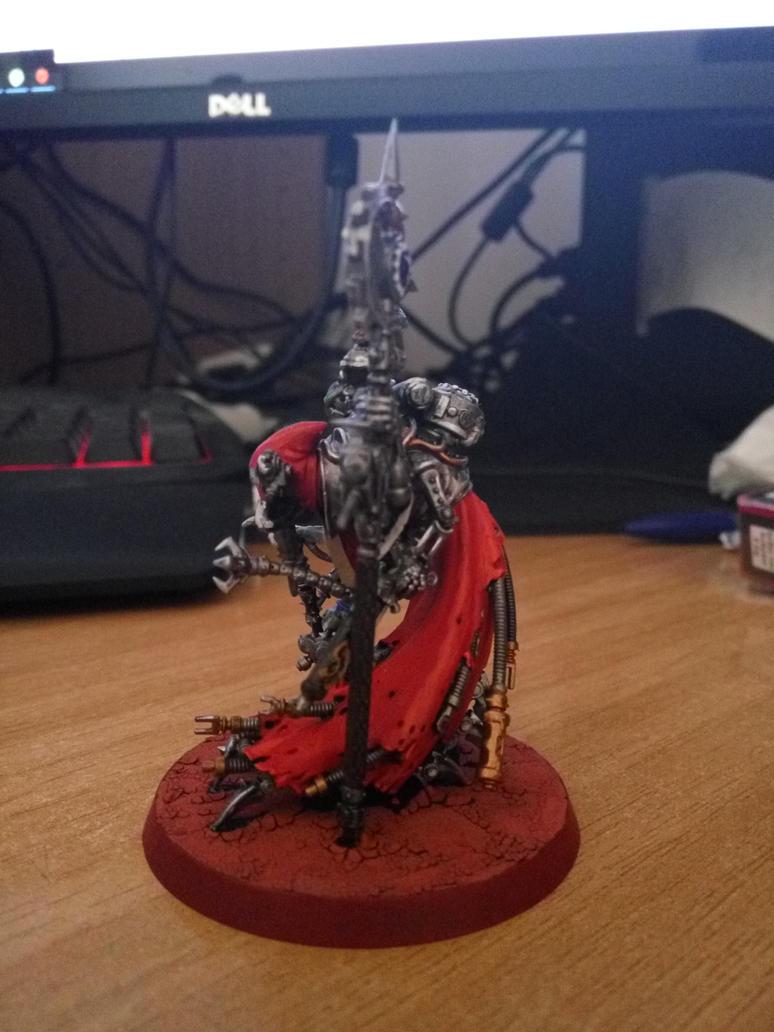 Tech-Priest Dominus 2 by WaMpHiRy