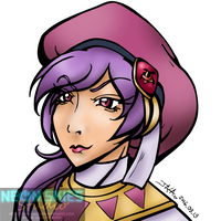 Anabel from To Ash (Commission)
