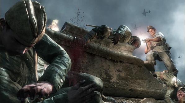 COD: WAW - Cruelty of war by spyash2