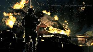 COD: MW2 - War torn world