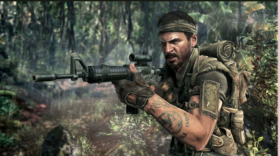 Sgt Frank Woods - Black ops by ~spyash2 on deviantART
