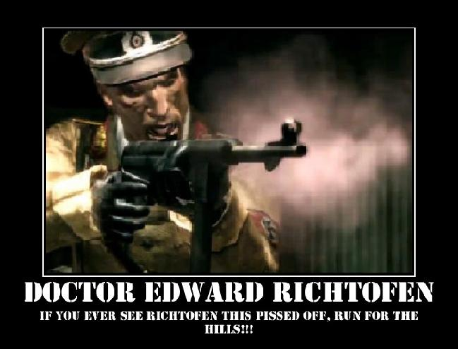Doctor Edward Richtofen by spyash2