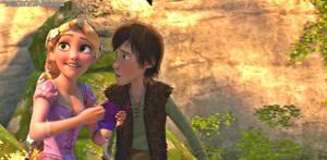 Rapunzel/Hiccup