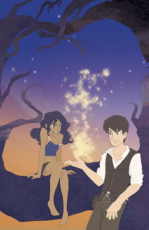Look, Magic. by Littlekings