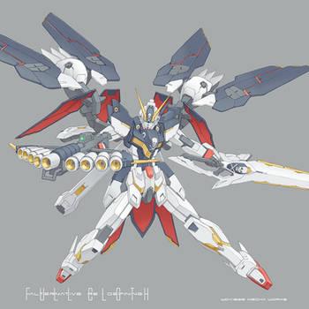 ARD Crossbone Gundam X1 Full Cloth