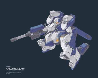 TA-104 Kingsnake by wdy1000