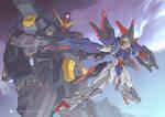 ARD Zeta Gundam x Psyco Gundam
