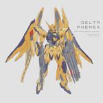 Delta Phenex Gundam