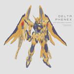 Delta Phenex Gundam c