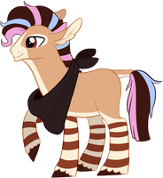 Zonkey Redesign Commission by SugahFox