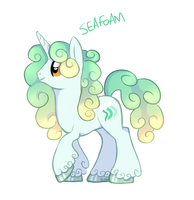 Seafoam Pony OTA .:OPEN:. by SugahFox