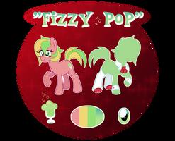 Fizzy Pop .: 2016 REF:. by SugahFox