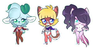 [ADOPT] Emergency Adopts OPEN! SALE by SugahFox