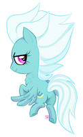 [FANART] Fleetfoot Chibi by SugahFox