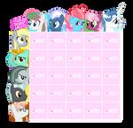 [ADOPT GRID OPEN] Random Ponies
