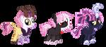 [COM$] V-minnie Breedable sheet! by SugahFox