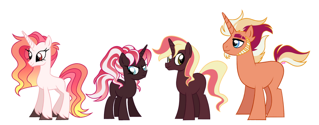 Kerry Babies Grown Up  by SugahFox