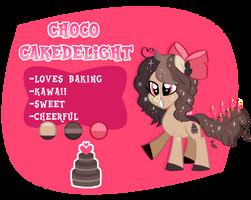 [COM$] ChocoCakeBabe 1/2 by SugahFox