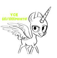 [YCH] Poni OPEN by SugahFox