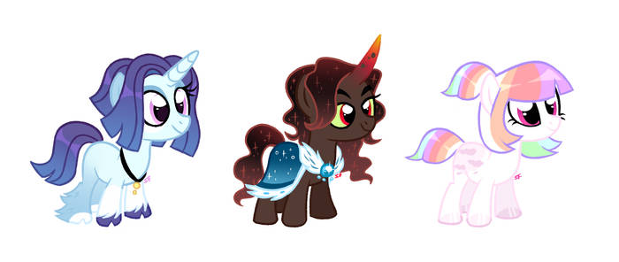 [ADOPT] Pony auction CLOSED