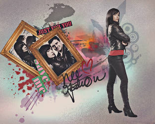 Gwen Cooper Wallpaper by FirstTimeLady