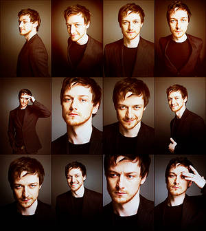 Faces - McAvoy
