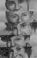 One Direction by rosaliekrijl