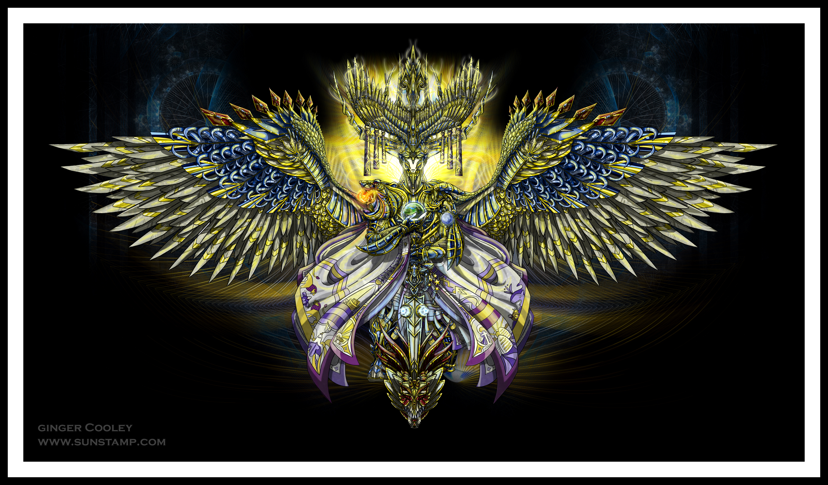 Alpha and Omega by christians on DeviantArt