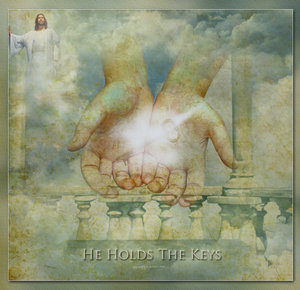 He Holds the Keys by christians